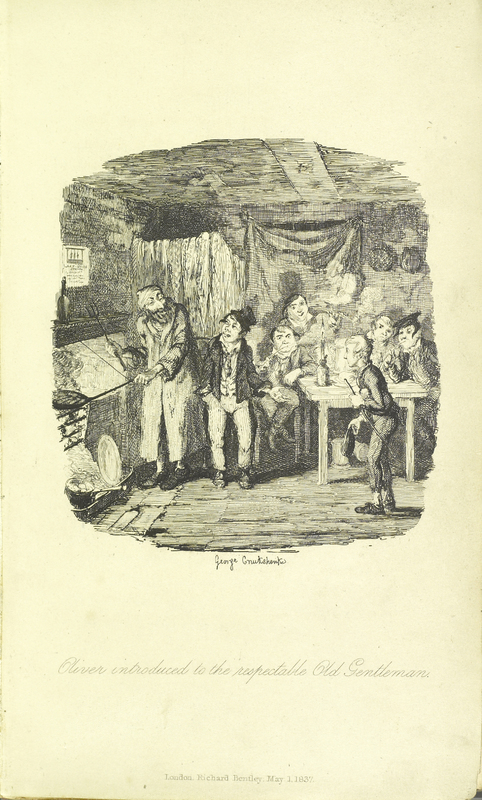 Oliver Twist, Old Gentlemen