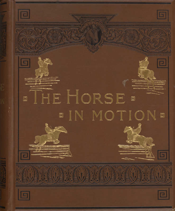 The Horse in Motion as Shown by Instantaneous Photography, with a Study on Animal Mechanics Founded on Anatomy and the Revelations of the Camera, in which is Demonstrated the Theory of Quadrupedal Locomotion.