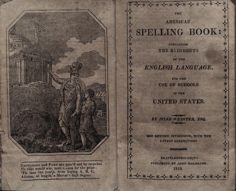 webster-spelling