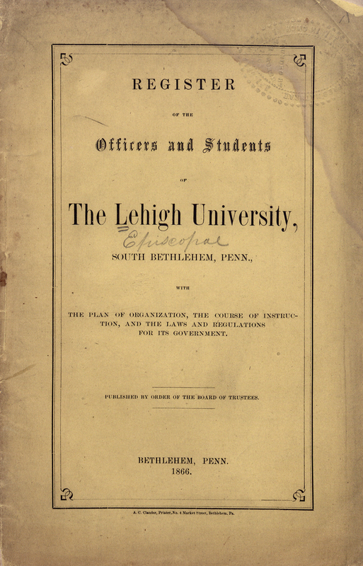 register of the students and officers