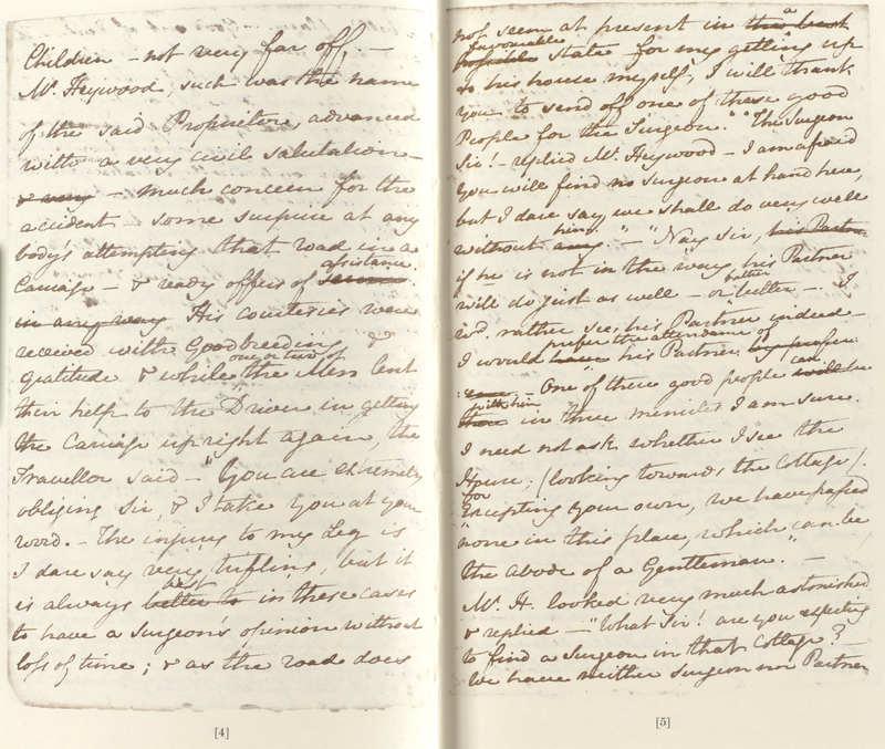 Sanditon- Page 4-5