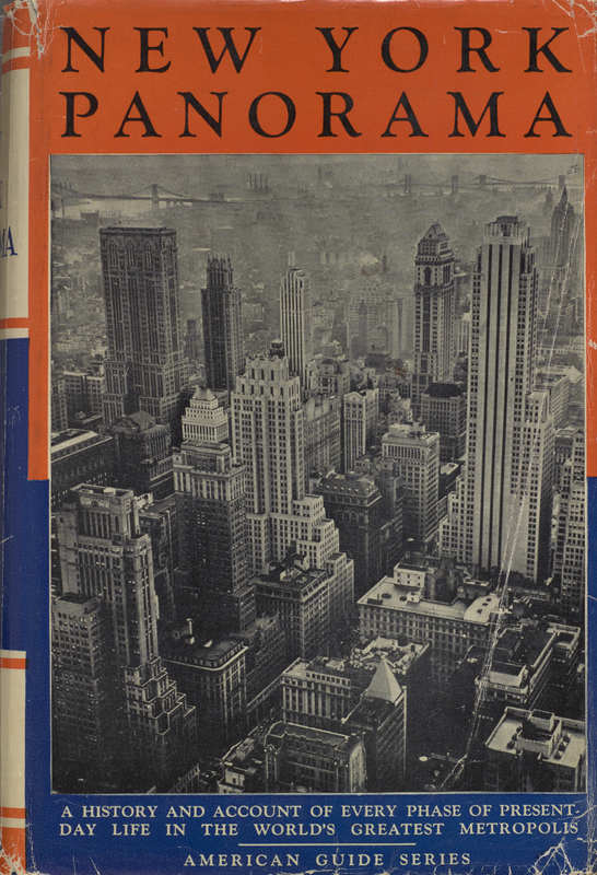 New York Panorama: A Comprehensive View of the Metropolis.