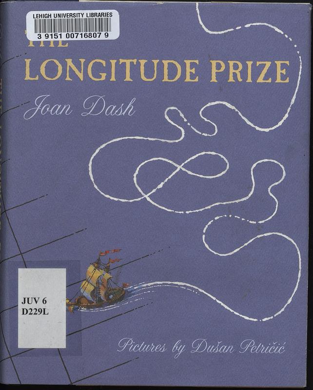 The Longitude Prize.