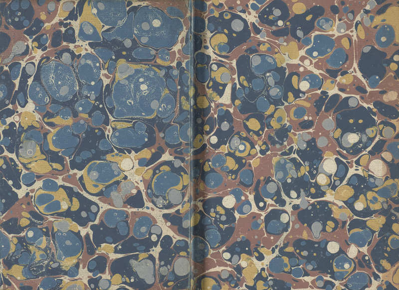 Jane Eyre: An Autobiography- Endpaper