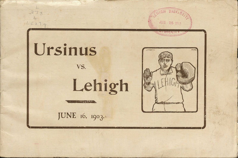 1903 Lehigh Baseball Program