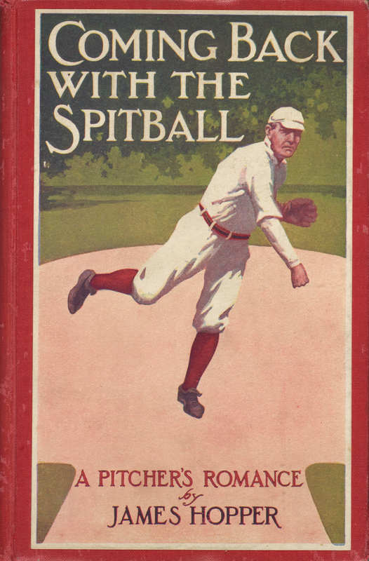 Coming Back with the Spitball: A Pitcher?s Romance