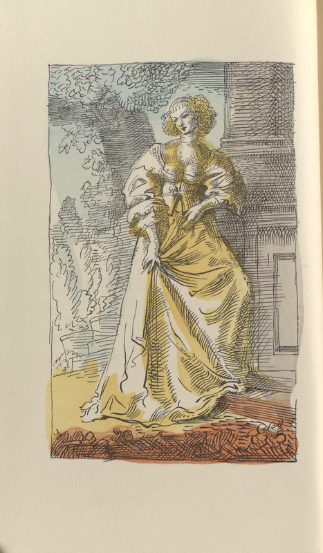 The Fortunes and Misfortunes of the Famous Moll Flanders.