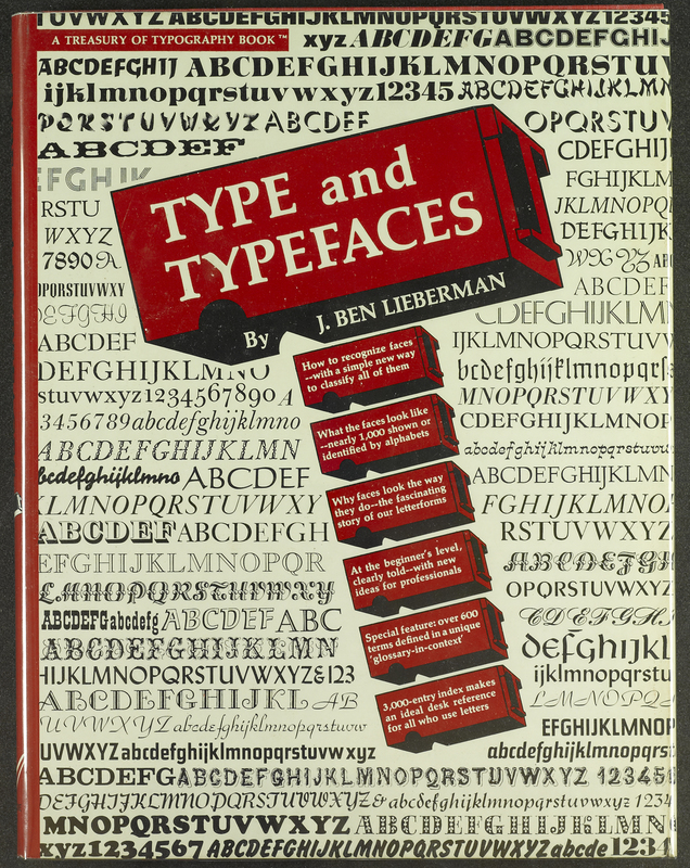 type-and-typefaces