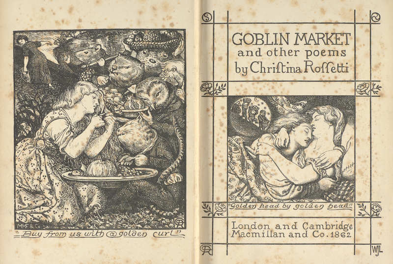 Goblin Market and Other Poems- Title