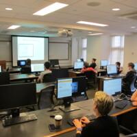 3rd Floor Computing Classroom
