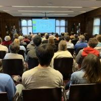 Scheller Humanities Forum, Linderman 200