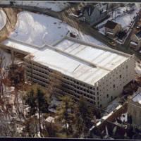 Alumni Building Parking Pavillion