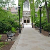 Boxwoods, Alumni Memorial Building
