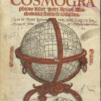 Cosmographicus liber Petri Apiani mathematici studiose collectus
