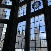 1st Floor Grand Reading Room Window Seals