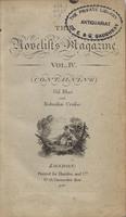 The Novelist's Magazine. Containing Gil Blas and Robinson Crusoe. Vol. IV