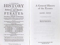 A General History of the Pyrates.